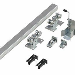 Заборы, ворота и элементы - Консольная система балки и роликов для откатных ворот до 600 кг 6 м DoorHan, 0