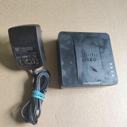 VoIP-оборудование - Шлюз VoIP-телефонии Cisco SPA112, 0