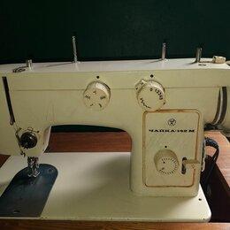 Швейные машины - Швейная машина чайка электрическая, 0