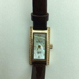 Наручные часы - Часы Ника, золото 585 (33606) Г25, 0