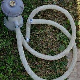 Фильтры, насосы и хлоргенераторы - Фильтр для бассейна, 0