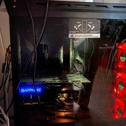 Настольные компьютеры - Игровой компьютер Ryzen 5 2600x/16gb ddr4/sapphire 570 nitro+oc 8gb, 0