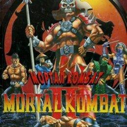 Другое - Альбом mortal kombat ii panini, 1996 г, 0