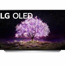 """Телевизоры - Ultra hd (4k) oled телевизор 55"""" lg oled55c1rla, 0"""