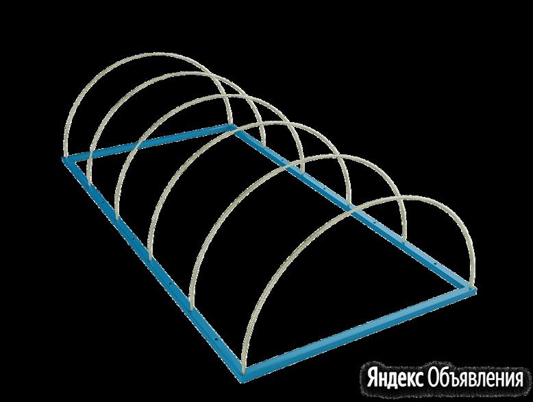 Стеклопластиковые дуги диаметром 4-8 мм для тоннельных парников по цене 12₽ - Парники и дуги, фото 0