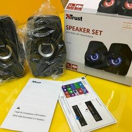 Акустические системы - Акустическая система Trust Speaker System Gemi, 0