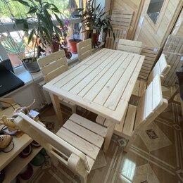 Столы - Столы, стулья, лавки, кресла, табуреты , 0