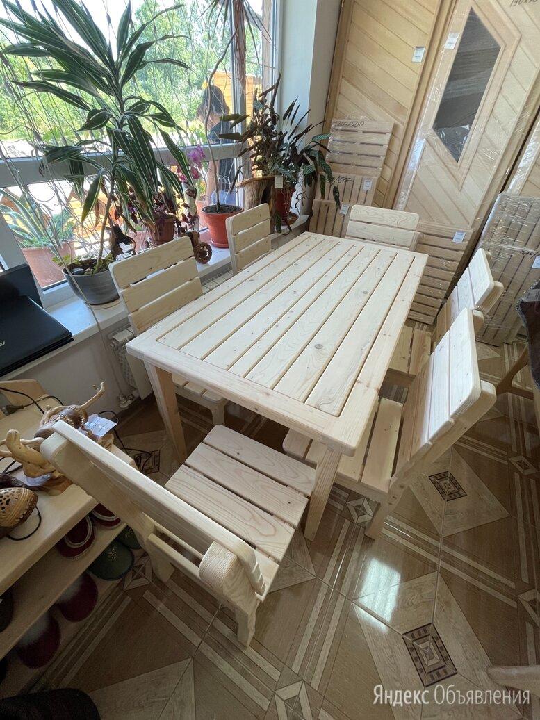 Столы, стулья, лавки, кресла, табуреты  по цене 10000₽ - Столы, фото 0