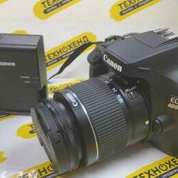 Фотоаппараты - Фотоаппарат Canon EOS 4000D Kit (ка-71357), 0