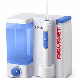 Ирригаторы - Ирригатор Aquajet LD-A8 белый, 0
