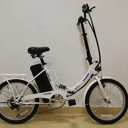 Осветительное оборудование - Электровелосипед Pioneer Discovery Darkblue, 0
