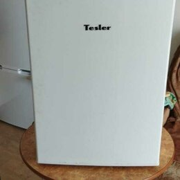 Холодильники - Холодильник tesler rc-55 silver, 0