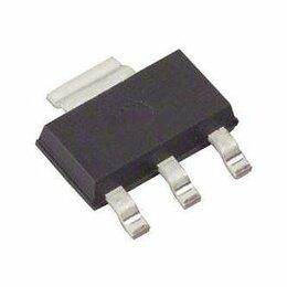 Радиодетали и электронные компоненты - Транзисторы BSP52 n-p-n и BSP62 p-n-p, 0