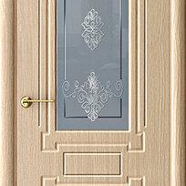 Межкомнатные двери - Межкомнатная дверь Альтера (экошпон), 0