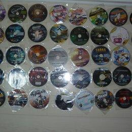 Игры для приставок и ПК - 29 дисков с компьютерными играми разных типов, 0