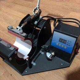 Полиграфическое оборудование - Термопресс кружечный горизонтальный, 0