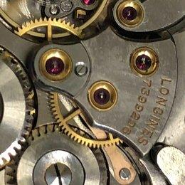 Наручные часы - Старинные наручные часы longines Pab suisse, 0