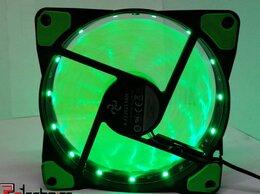 Кулеры и системы охлаждения - Вентилятор B.J 12025 FAN RGB 120мм зеленый/черный , 0
