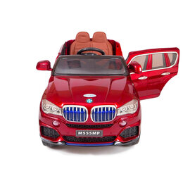 Электромобили - Детский электромобиль BMW X5 M, 0