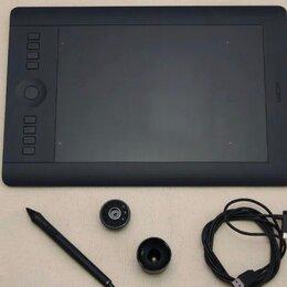 Графические планшеты - Графический планшет Wacom Intuos Pro, 0
