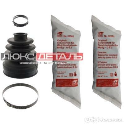 FEBI 100212 100212F_к-кт пыльника ШРУСа наружного\ Citroen XM 2.0i-3.0/2.1D/T... по цене 767₽ - Трансмиссия , фото 0