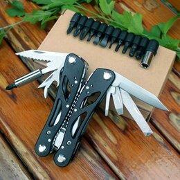 Ножи и мультитулы - Складной нож - плоскогубцы, 0