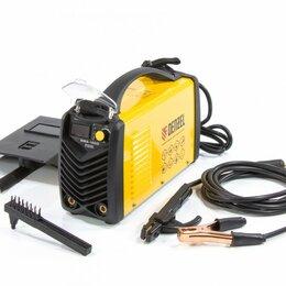 Аксессуары и комплектующие - Аппарат инверторный дуговой сварки ММА-180ID, 180 А, ПВР 60%, диаметр электро..., 0