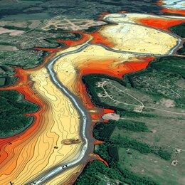 Карты и программы GPS-навигации - Карта глубин Можайского Водохранилища, 0