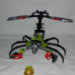 Конструкторы - Lego Bionicle 70794 Skull Scorpio, 0