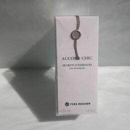 Парфюмерия - Парфюмированная вода Accord Chic Yves rocher ив роше, 0