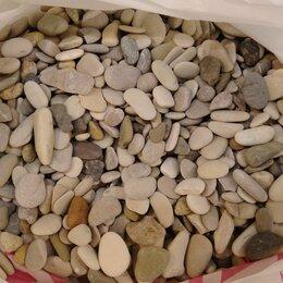 Строительные смеси и сыпучие материалы - Галька морская Черноморская, фракция 5-30мм, 6 кг, 0