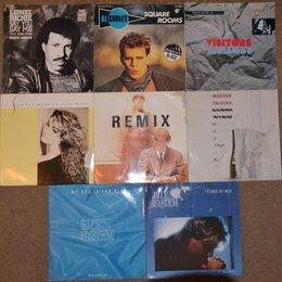 Виниловые пластинки - Maxi Singles 45 оборотов-одним лотом, 0