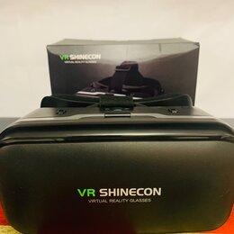 Очки виртуальной реальности - Очки виртуальной реальности vr shinecon SC-G04C, 0