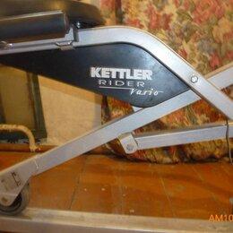 Другие тренажеры для силовых тренировок - Тренажёр kettler райдер valio, 0