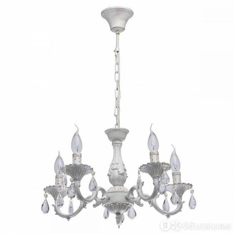 Подвесная люстра MW-Light Аврора 371012605 по цене 16290₽ - Люстры и потолочные светильники, фото 0