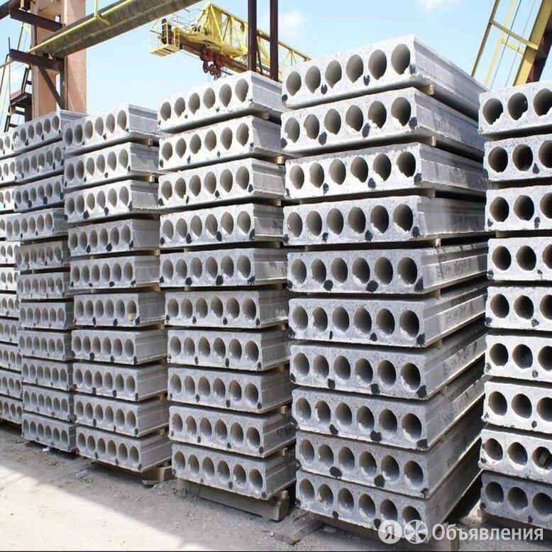 Плита перекрытия ПК 54.18-8 по цене 9700₽ - Железобетонные изделия, фото 0