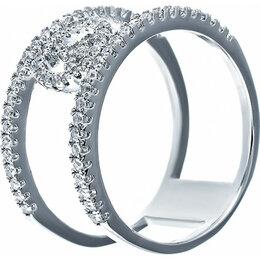 Кольца и перстни - Element47 кольцо серебро вес 3,67 вставка фианит арт. 743020, 0