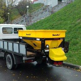 Спецтехника и навесное оборудование - Пескоразбрасыватель SnowEx HELIXX 1.5 в кузов автомобиля, 0