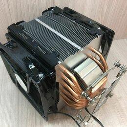 Кулеры и системы охлаждения - Радиатор для процессора на 6 трубках , 0