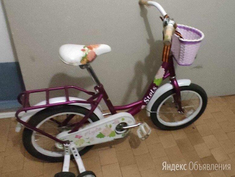 Детский велосипед для девочки по цене 2500₽ - Велосипеды, фото 0