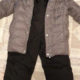 Комплекты верхней одежды - Зимний пуховый костюм 116 р, 0