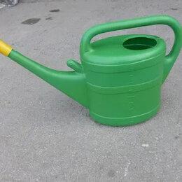 Капельный полив - Лейка пластмассовая 10 литр. /тп40/, 0