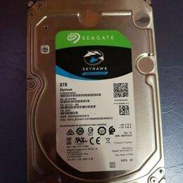 Внутренние жесткие диски - Жесткий диск seagate Skyhawk 8tb, 0