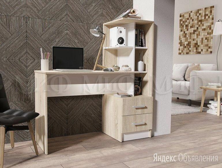 СТОЛ КОМПЬЮТЕРНЫЙ №2.  по цене 6600₽ - Компьютерные и письменные столы, фото 0