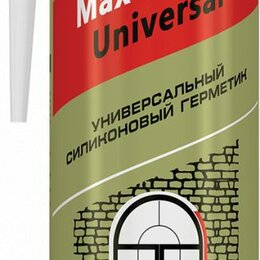 Дизайн, изготовление и реставрация товаров - Герметик силиконовый универсальный Sila PRO Max Sealant серый 290мл., 0