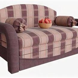 Диваны и кушетки - Диван -кровать Димочка Люкс/ Бежевый-коричневый., 0