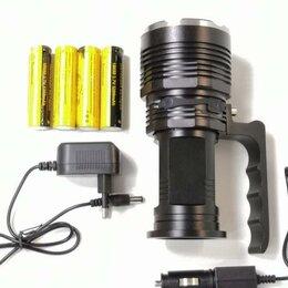 Аксессуары и комплектующие - Фонарь H-629 на 4х аккумуляторах 18650, 0