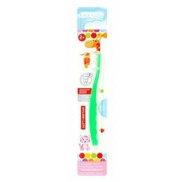 Гигиена полости рта - Щетка зубная для детей Silcamed мягкая 2+, 0