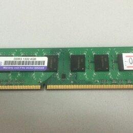 Модули памяти - Оперативная память ddr3 4gb Jram, 0