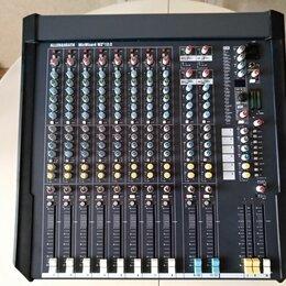 Оборудование для звукозаписывающих студий - Allen&Heath MixWizard WZ4 12:2 с проц.эффектов, 0